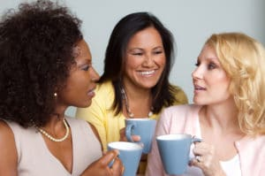 CHANGEMAKERS - Women Thrive In Their Tribe - Coffee Talk