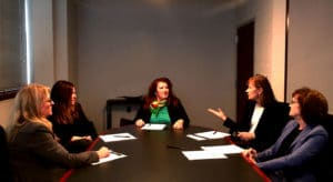 CHANGEMAKERS - Meeting of Professional Women in Business Program