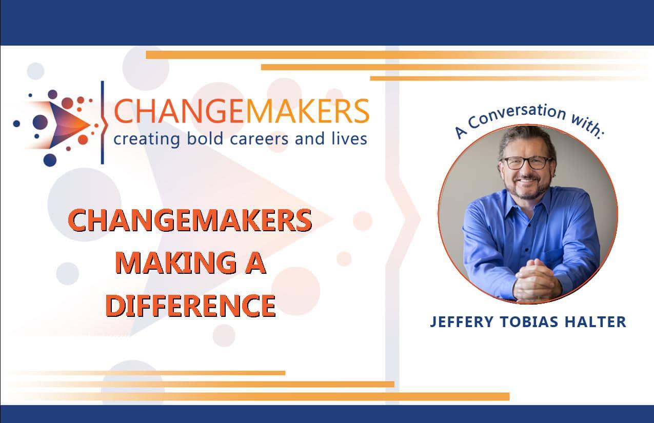 Jeffery Tobias Halter headshot | CHANGEMAKERS