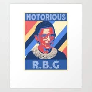 Notorious RBG Ruth Bader Ginsburg CHANGEMAKERS Blog Post | CHANGEMAKERS