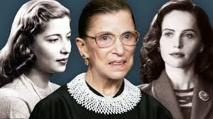 Ruth Bader Ginsburg Young to Old CHANGEMAKERS Blog Post | CHANGEMAKERS
